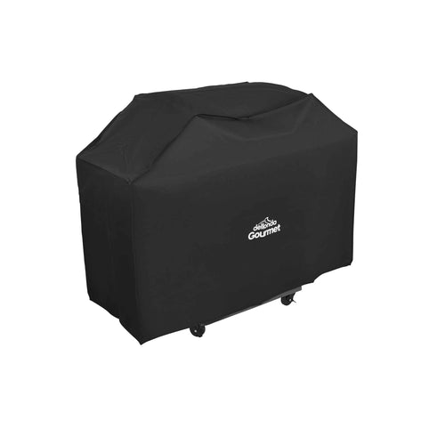 DG24 - Deluxe Universal Oxford Style BBQ Cover, Heavy-Duty & Waterproof - 1270mm x 920mm (W x H)