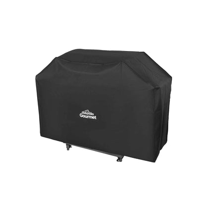 Dellonda Deluxe Universal Oxford Style BBQ Cover, Heavy-Duty & Waterproof - 1370mm x 920mm (W x H)
