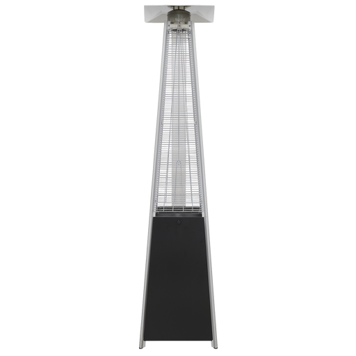 DG5.BR - Freestanding Gas Pyramid Outdoor Patio Heater | Refurbished Grade B |