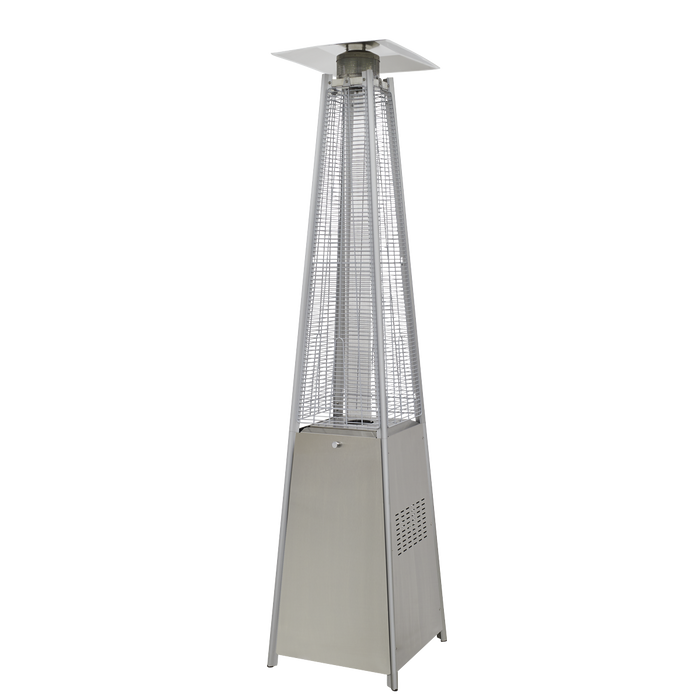 DG6.BR - Freestanding Gas Pyramid Outdoor Patio Heater | Refurbished Grade B |