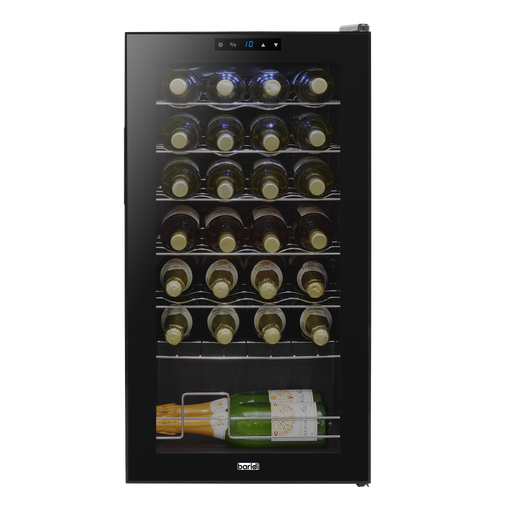 DH10.BR - Baridi 28 Bottle Wine Cooler | Refurbished Grade B | Energy Class B