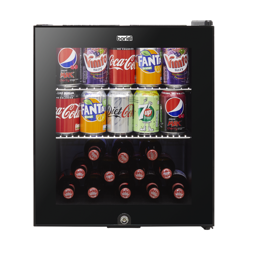 DH12.BR - Baridi 46L Wine, Beer & Drinks Fridge | Refurbished Grade B | Energy A+