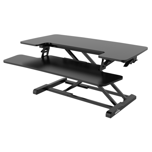 "DH15.AR - 35"" Height-Adjustable Standing Desk Riser 