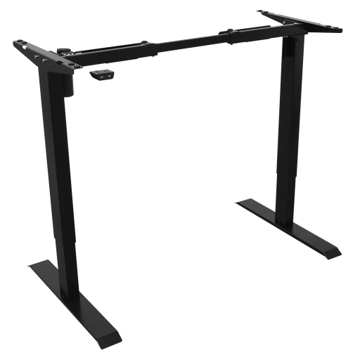 DH17.BR - Single Motor Height-Adjustable Electric Desk Frame | Refurbished Grade B |