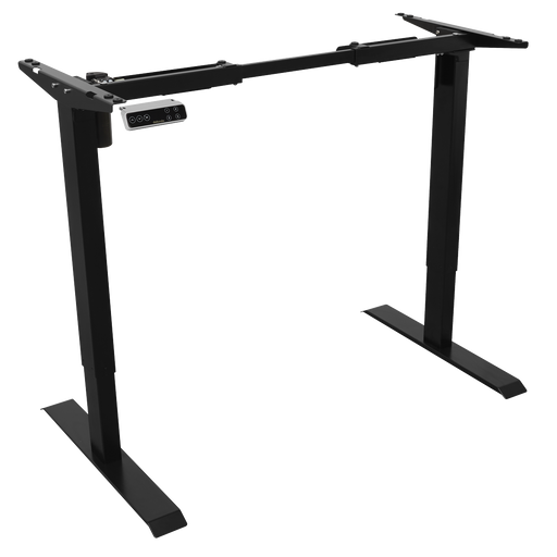 DH18.BR - Single Motor Height-Adjustable Electric Desk Frame | Refurbished Grade B |