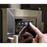 Baridi 12 Bottle Wine Cooler Fridge, Touch Screen Controls, LED Light, Low Energy A, Stainless Steel