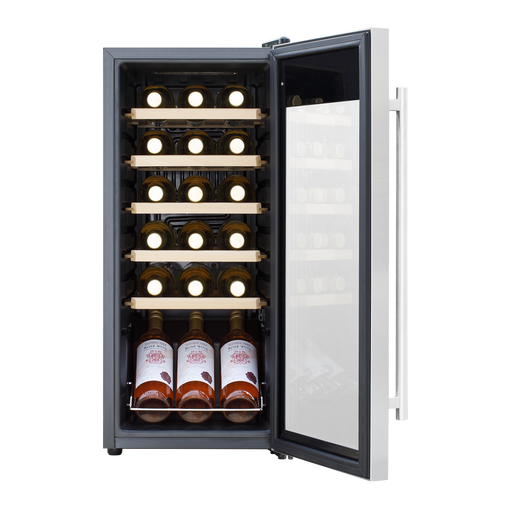 DH29.AR - Baridi 18 Bottle Wine Cooler Fridge | Refurbished Grade A | Energy A
