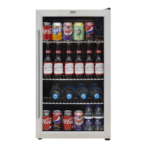 DH31.AR - Baridi 80L Wine, Beer & Drinks Fridge Cooler | Refurbished Grade A | Energy A+