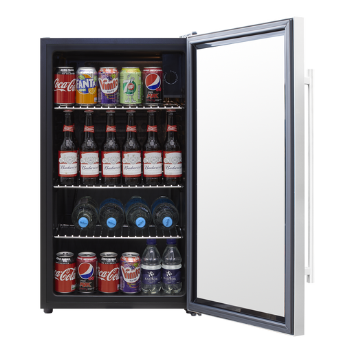 DH31.BR - Baridi 80L Wine, Beer & Drinks Fridge Cooler | Refurbished Grade B | Energy A+