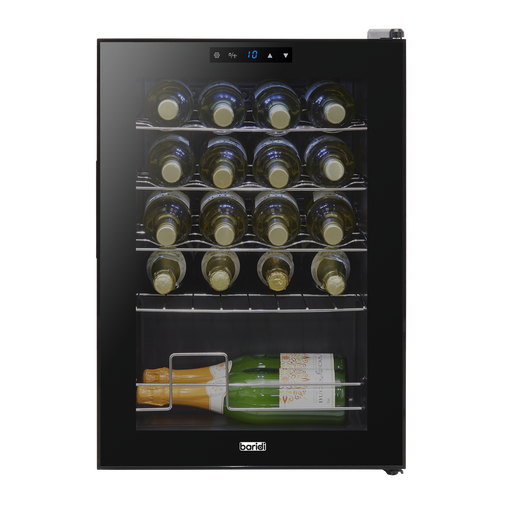 DH8.BR -  Baridi 20 Bottle Wine Cooler Fridge | Refurbished Grade B | Low Energy A