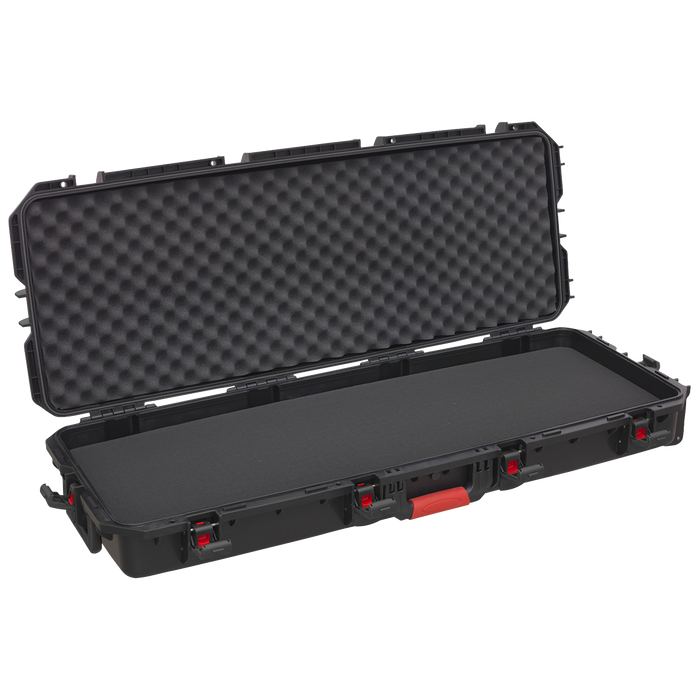 Dellonda Portable Gun Case Water-Resistant Professional All Weather Rifle Hard Case 1150mm