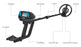 Dellonda Water Resistant Metal Detector with Pinpointer Function, Supplied with Shovel and Carry Bag