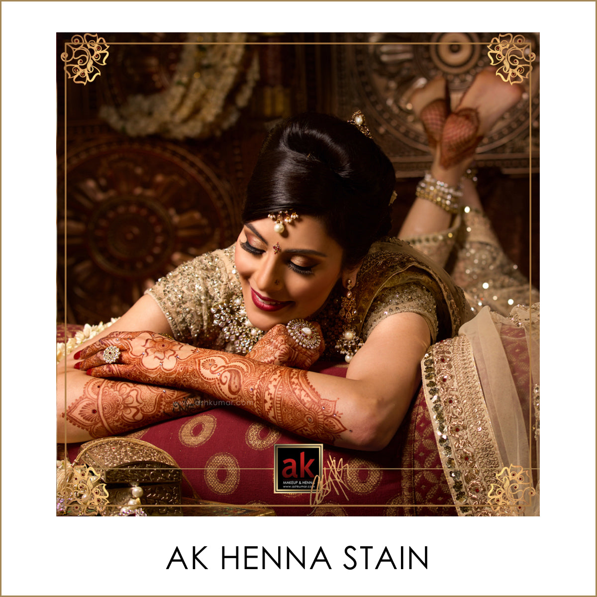 Ash Kumar Henna Powder