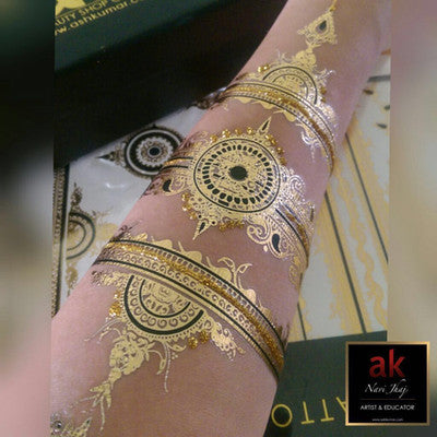 flash tattoos by Ash Kumar