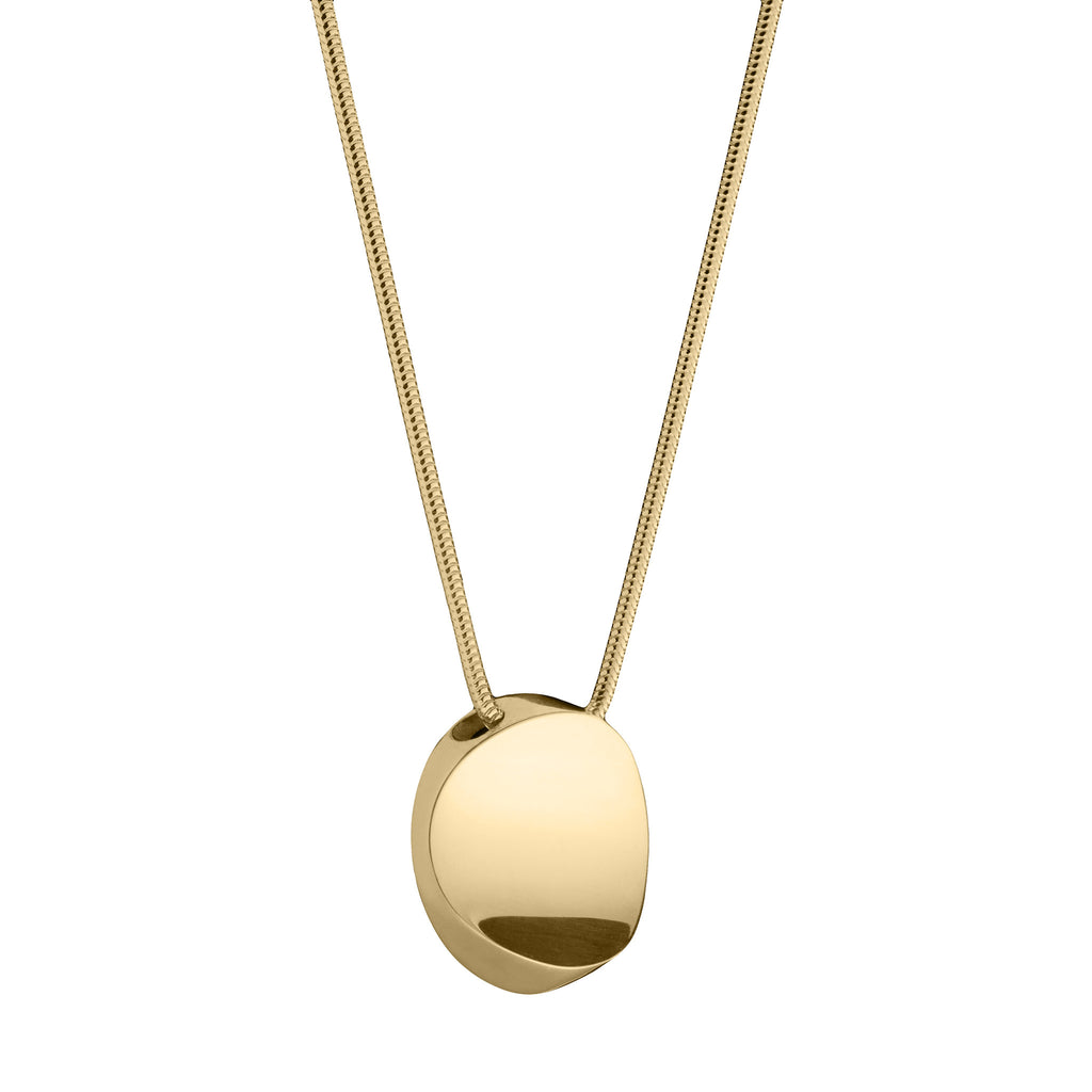 necklace small shop jewellery tilly sveaas christopher gold pendant st