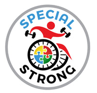 Special Strong Car Decal