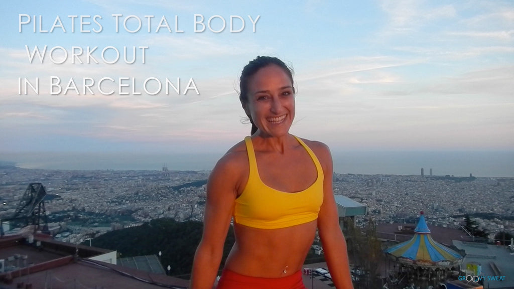 Barcelona: Pilates Total Body Workout