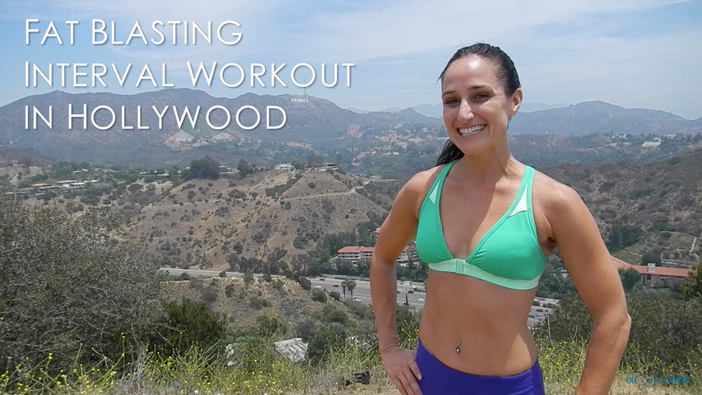 Los Angeles: Fat Blasting Interval Workout in Hollywood