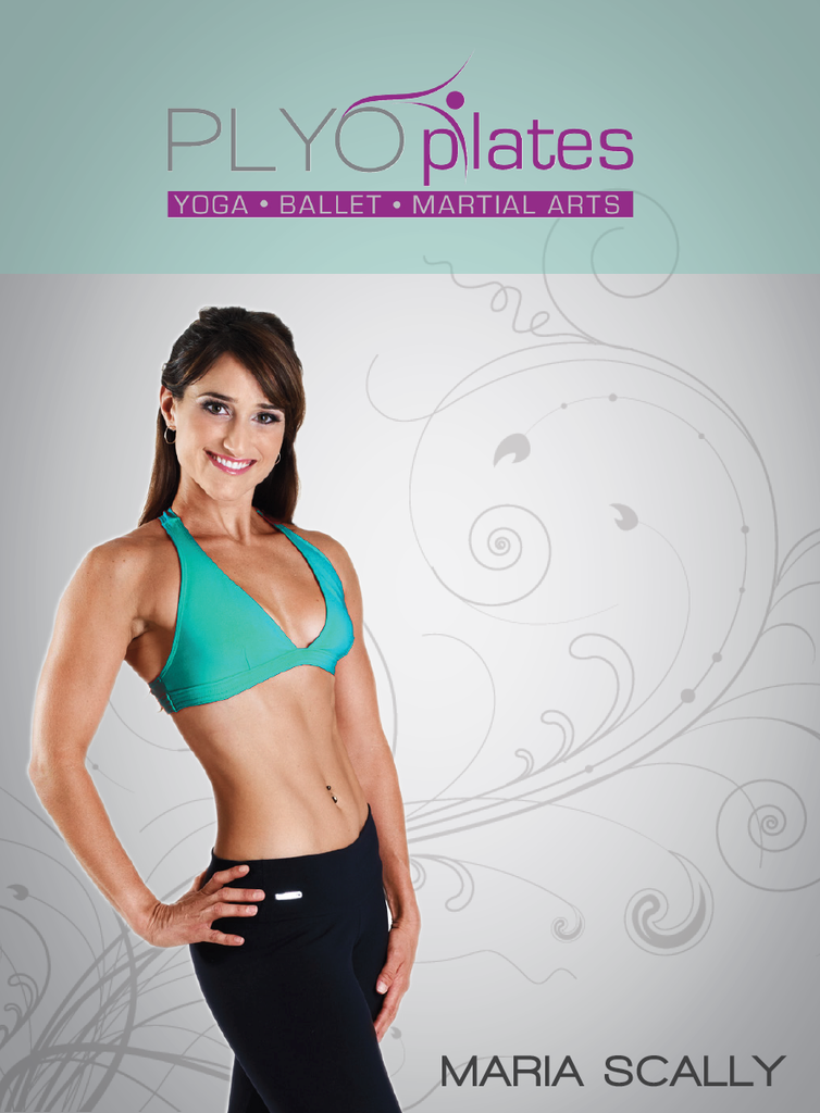 The Plyo Pilates™ 2 DVD Series