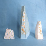 TRIANGLE VASE - SMALL