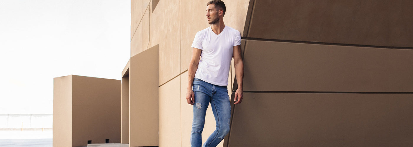 Slim Athletic Fit Jeans