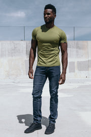 Havok Short Sleeve in Olive Drab