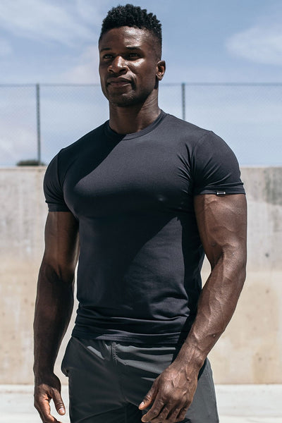 Havok Short Sleeve in Cadet