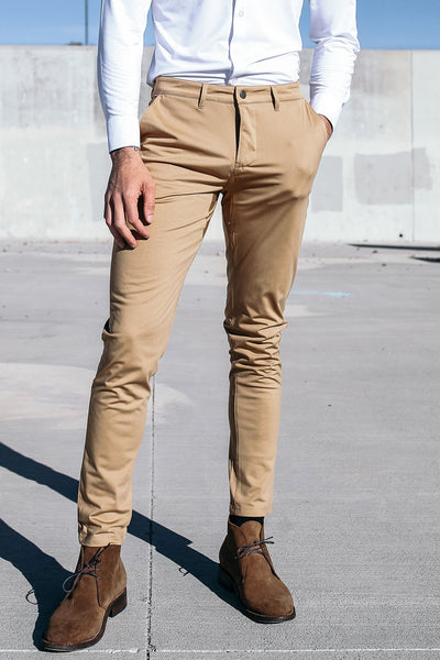 Motive Pant in Khaki
