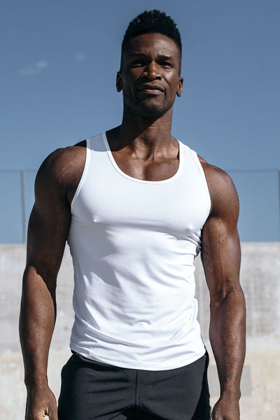 Ultralight Phantom Tank in White