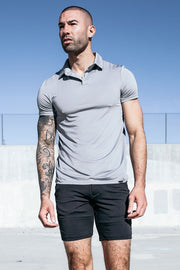 Ultralight Polo in Gray