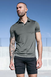 Ultralight Polo in Olive