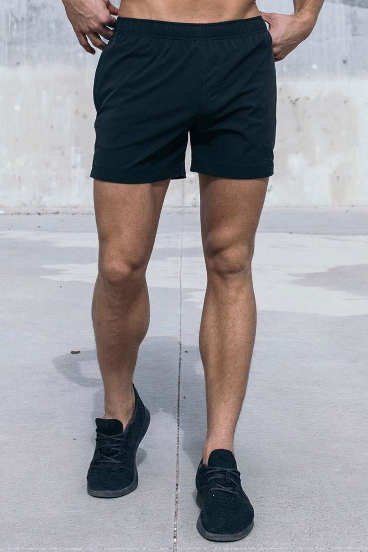 Ranger Short in Black