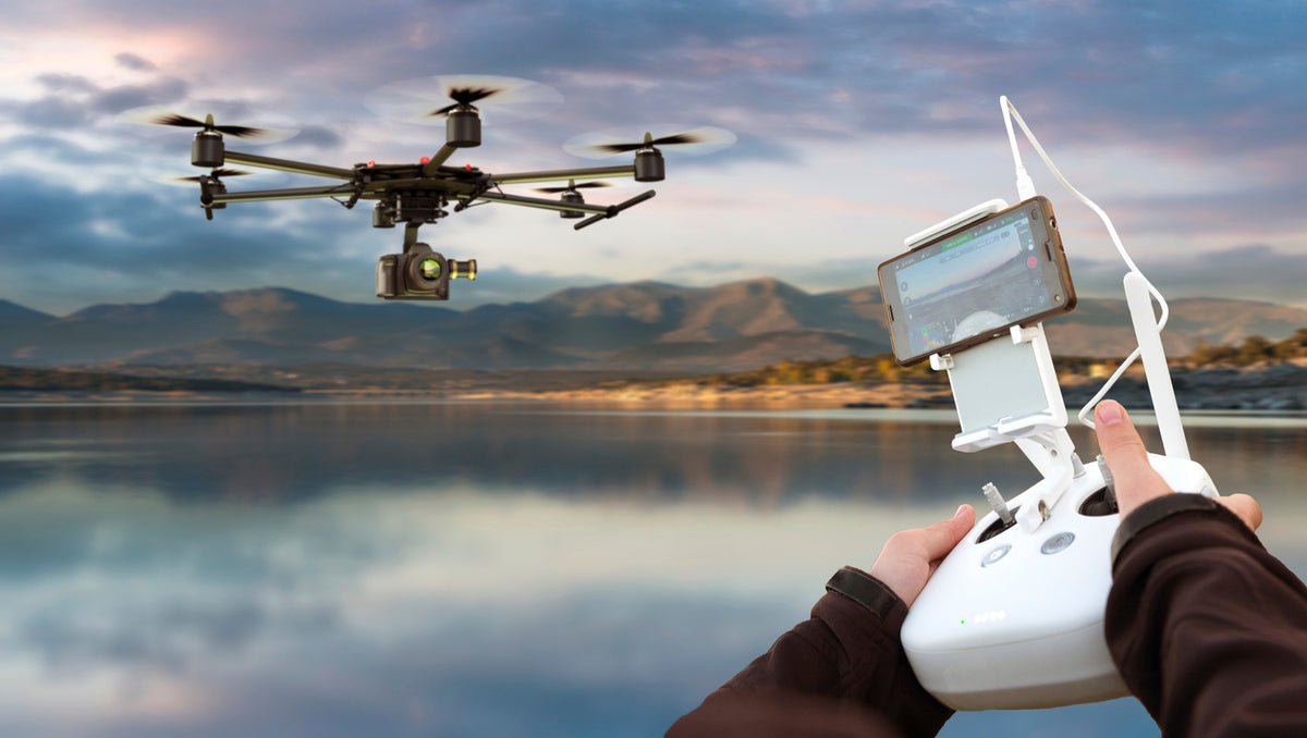 Thinking of Starting a Drone Business? Here's Some Great
