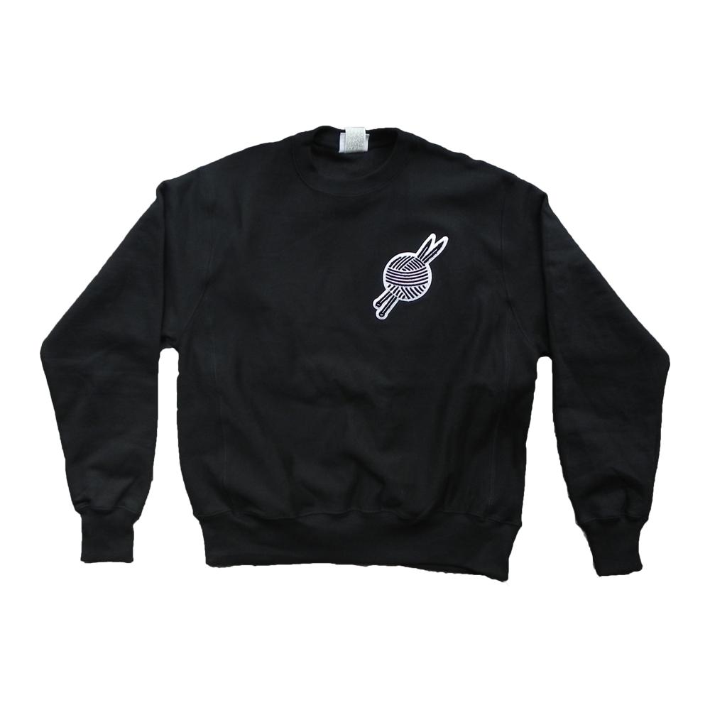 Chenille Crewneck - Tight Knit Clothing