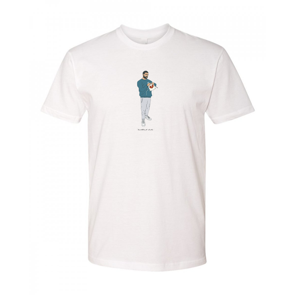 Heartbreak Drake Tee - Tight Knit Clothing