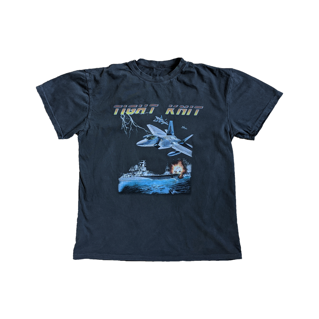 Vintage JET TEAM Tee - Tight Knit Clothing