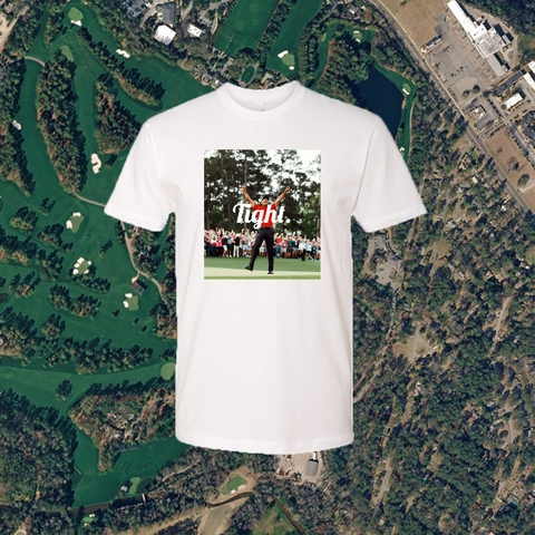 Tiger Woods Masters Champ Tee