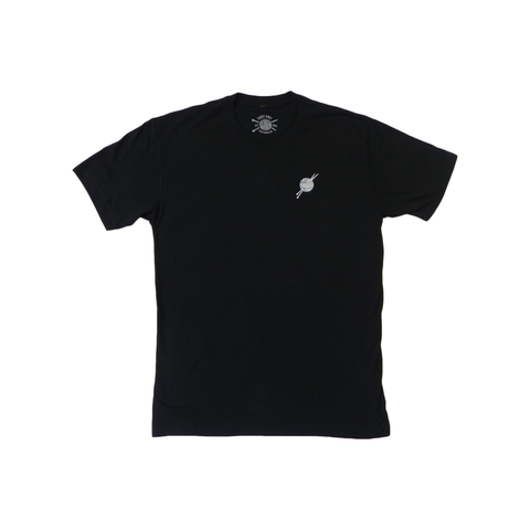 Original Logo Black T-Shirt