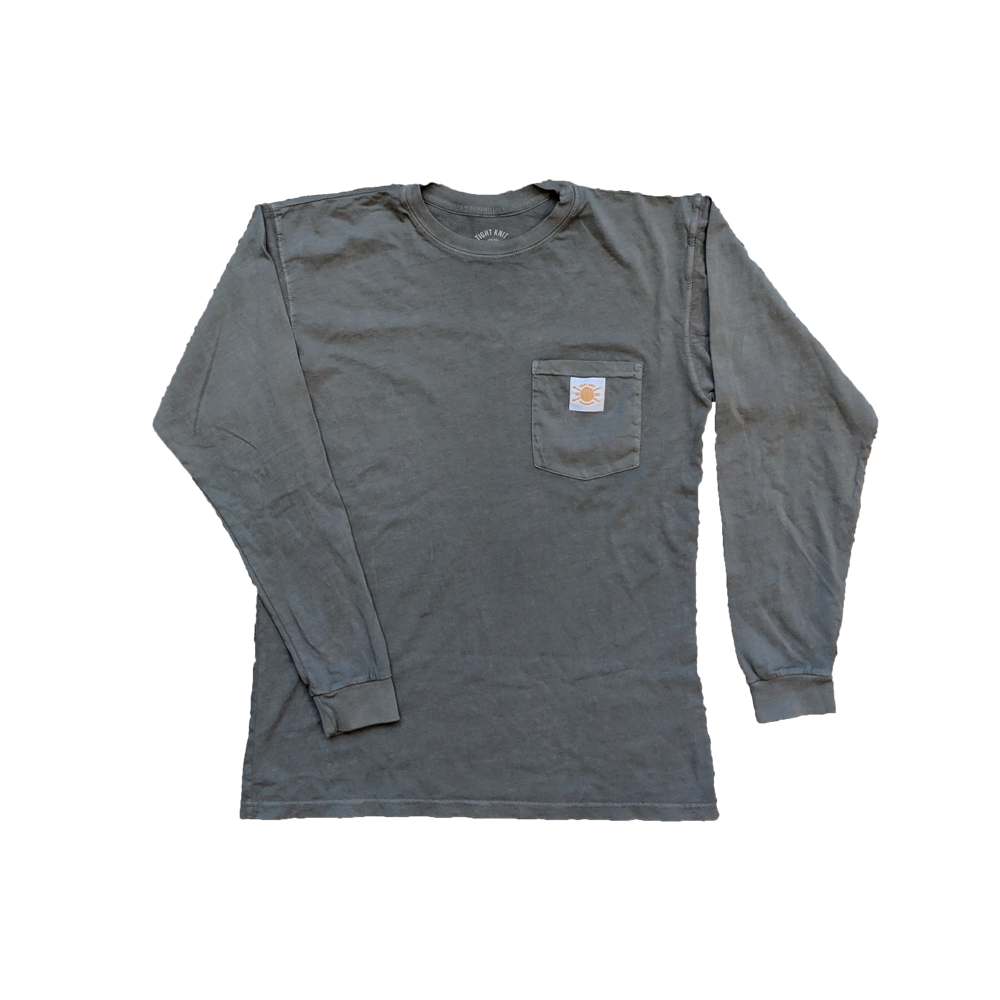 Lead Pocket Long Sleeve - Tight Knit Clothing