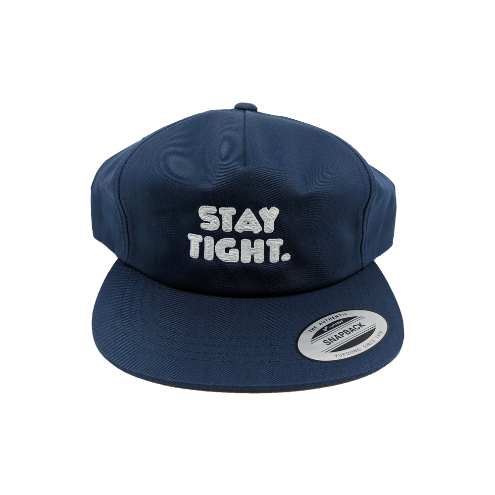 Stay Tight Unstructured Snapback