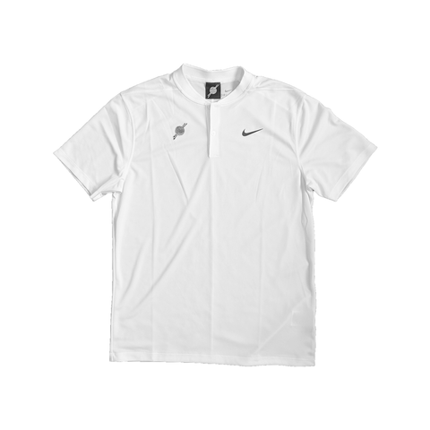 TK Nike Blade Victory Polo White - Tight Knit Clothing