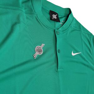 TK Nike Blade Victory Polo Green - Tight Knit Clothing