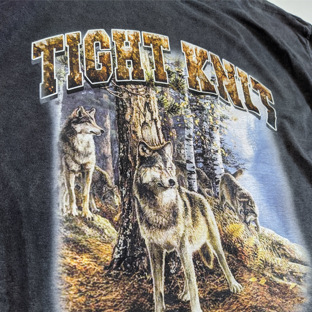 Wolfpack Vintage Tee - Tight Knit Clothing
