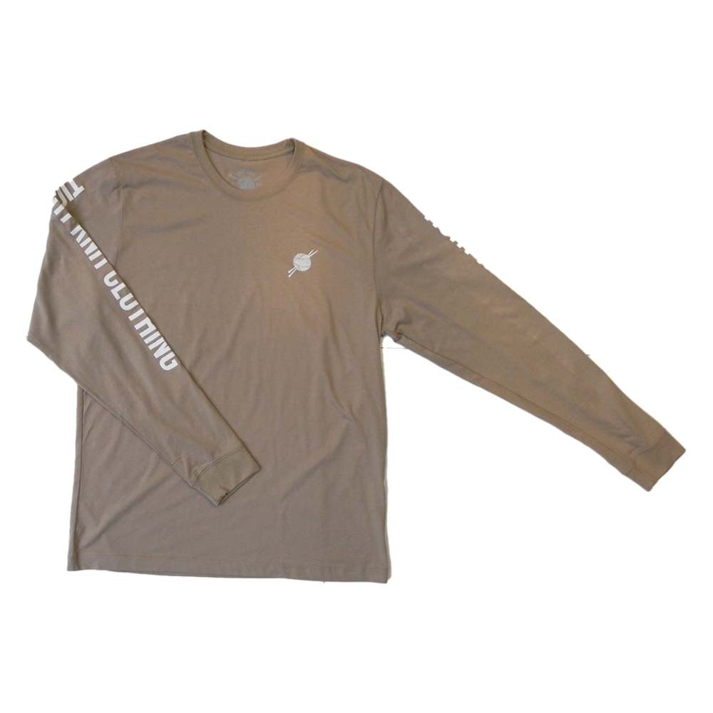 Tight Knit Long Sleeve Sandstorm - Tight Knit Clothing
