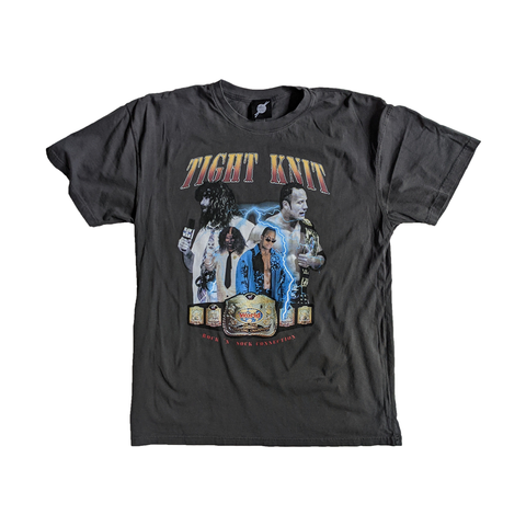Rock 'n' Sock Connection Vintage Tee - Tight Knit Clothing