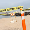Premium Yellow Caution Tape • 3 inch x 1000 feet • Bright Yellow w/ Bold Black Text • 3