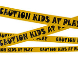 Caution Kids at Play Party Tape 3 In X 300 Ft