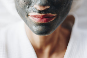 Detoxify your pores and illuminate your skin with this all natural charcoal face mask