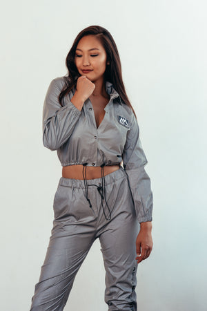 Silver Surfer Pant Set