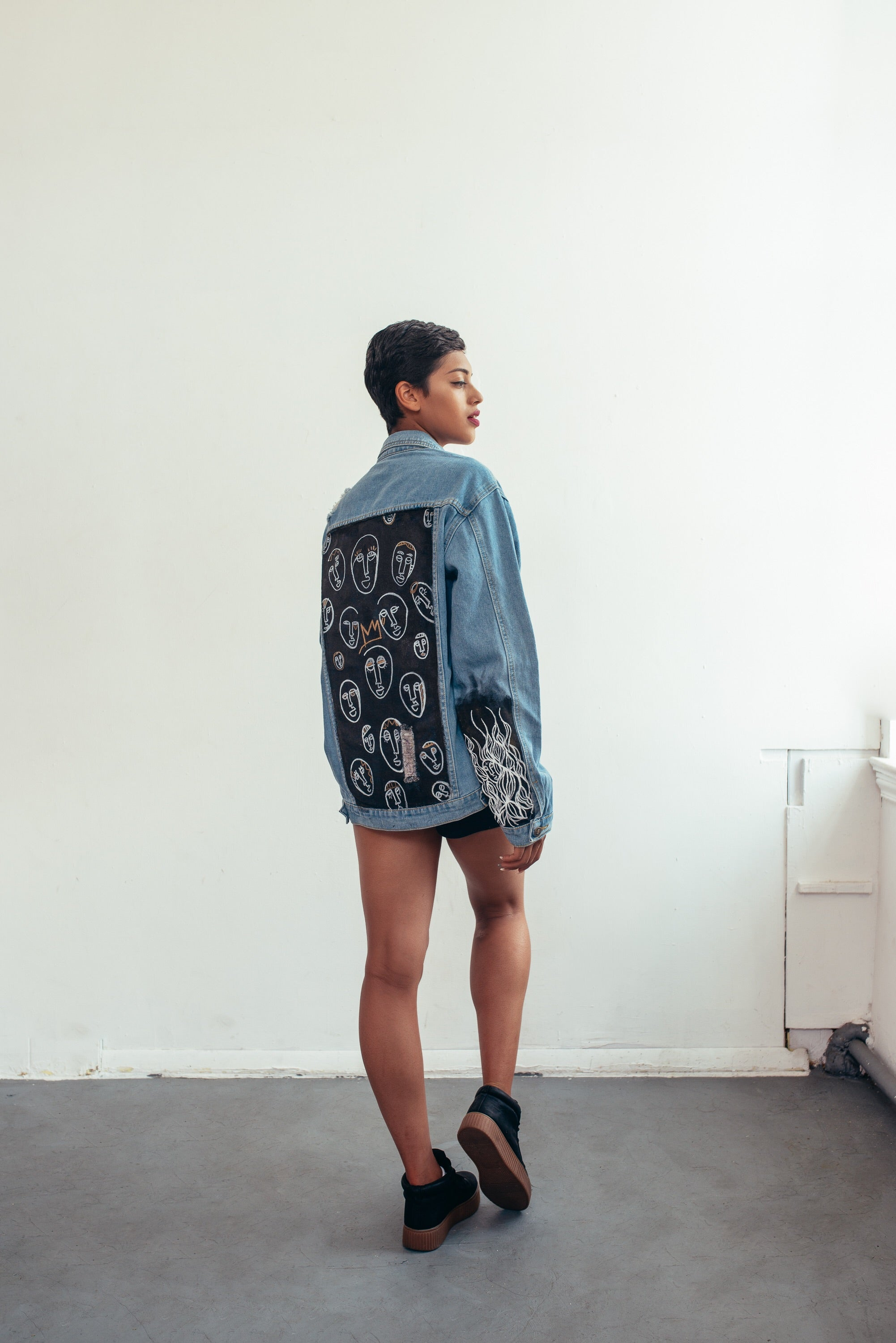 Tribe Denim Jacket
